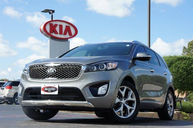 2017 Kia Sorento SX V6 in Granbury, TX   New Cars for Sale on EasyAutoSales.com
