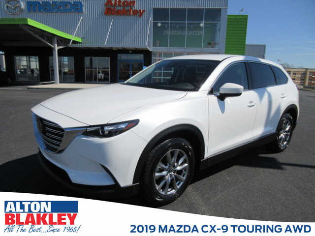 2019 Mazda CX-9 Touring photo