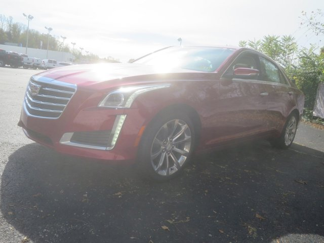 2017 Cadillac CTS 2.0T Luxury Collection photo