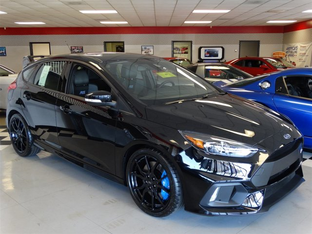 2016 Ford Focus RS photo