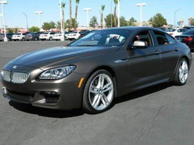 2014 BMW 6-Series 650i Gran Coupe