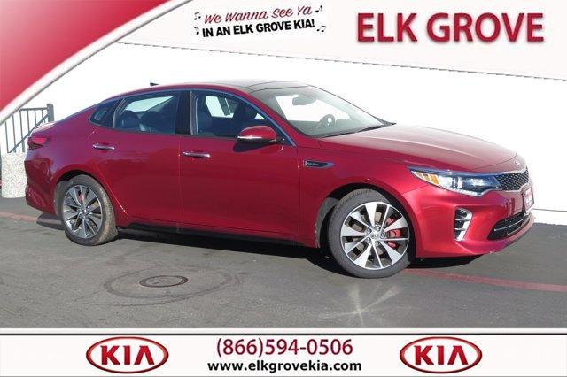 2016 Kia Optima SX Turbo in Elk Grove, CA | Used Cars for Sale on EasyAutoSales.com