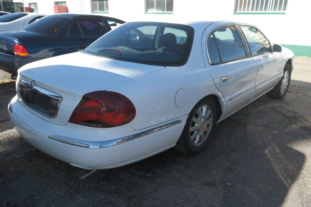 The 1999 Lincoln Continental