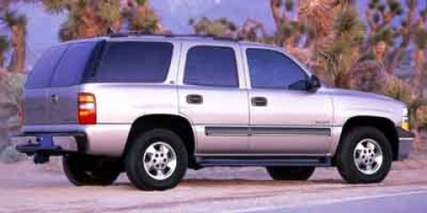2004 Chevrolet Tahoe photo