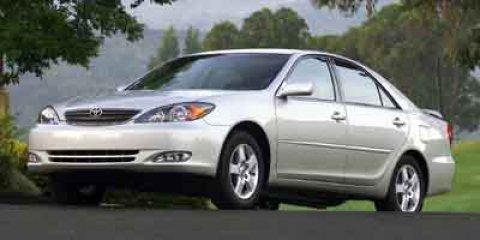 2003 Toyota Camry SE photo