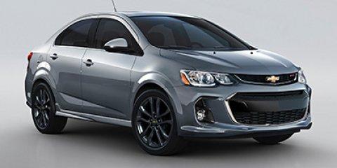 2018 Chevrolet Sonic LS Auto images