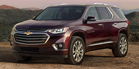 2018 Chevrolet Traverse RS images