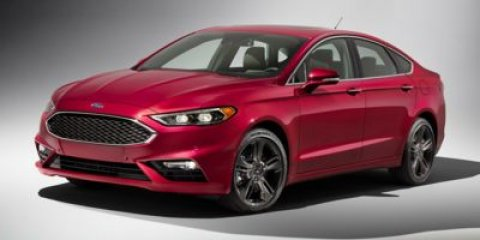 2018 Ford Fusion SE images