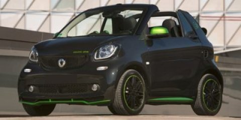 2017 smart fortwo electric drive Passion Cabriolet