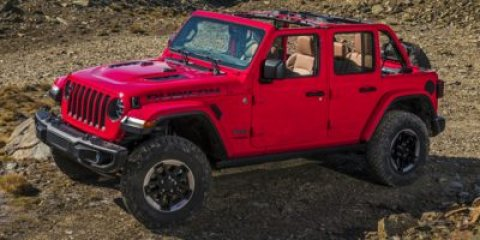 2018 Jeep Wrangler Unlimited Rubicon photo