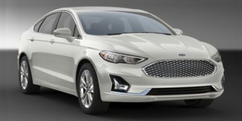 2019 Ford Fusion S photo