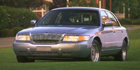 1999 Mercury Grand Marquis GS photo