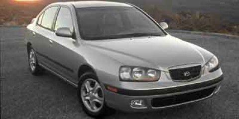 2003 Hyundai Elantra GLS images