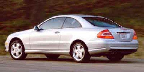 2003 Mercedes-Benz CLK-Class CLK500 photo