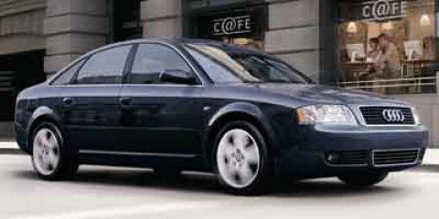 2004 Audi A6 2.7T S-Line quattro photo