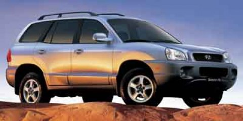2004 Hyundai Santa Fe GLS photo