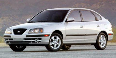 2005 Hyundai Elantra GT images