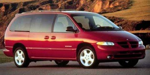 1999 Dodge Grand Caravan SE images