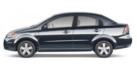 2007 Chevrolet Aveo Special Value