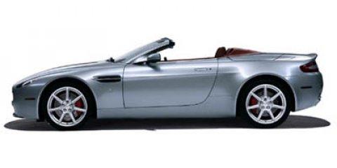 2008 Aston Martin V8 Vantage Roadster photo