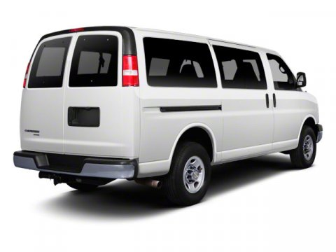 2012 Chevrolet Express 3500 LT 3500 photo