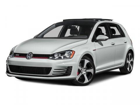 2015 Volkswagen Golf Gti  photo