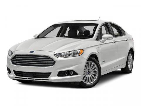 2016 Ford Fusion Energi SE