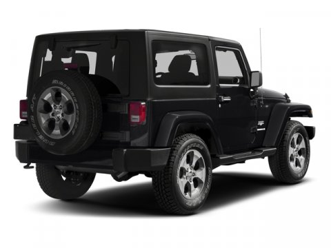 2017 Jeep Wrangler Sahara photo