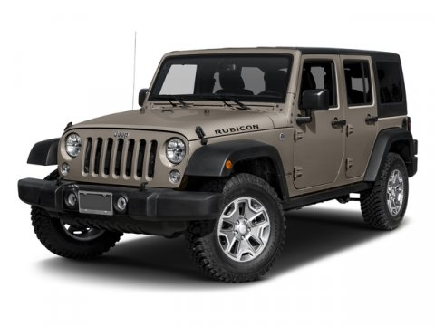 2017 Jeep Wrangler Unlimited Rubicon photo