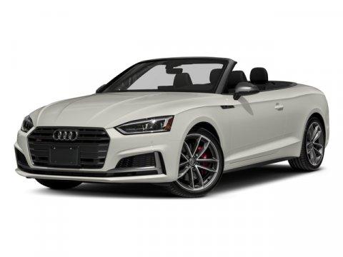 2018 Audi S5 Cabriolet Premium Plus