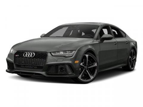 2018 Audi RS 7 performance