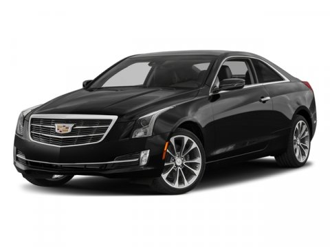 2018 Cadillac ATS Coupe Premium Performance RWD images