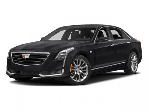 2018 Cadillac CT6 Sedan Platinum AWD images
