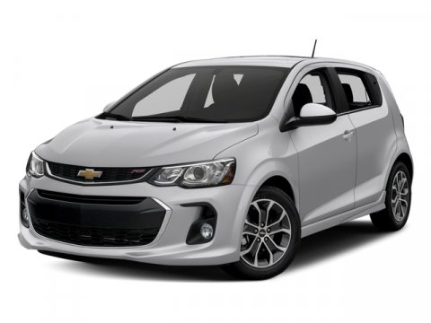 2018 Chevrolet Sonic LT Manual photo