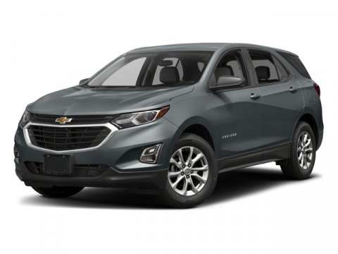 2018 Chevrolet Equinox FWD 4dr LS w/1LS photo