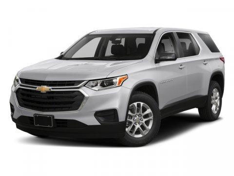 2018 Chevrolet Traverse LS photo