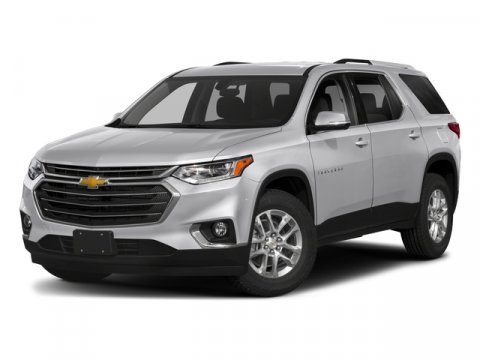 2018 Chevrolet Traverse LT Cloth photo