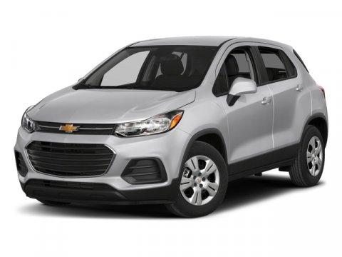 2018 Chevrolet Trax LS images