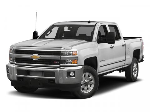 2018 Chevrolet Silverado 2500HD LTZ photo