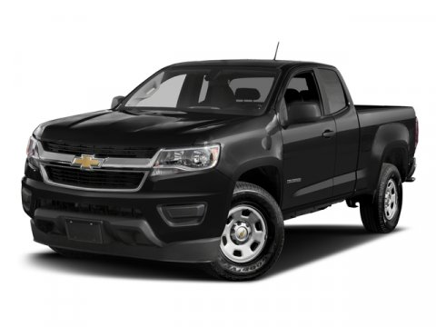 2018 Chevrolet Colorado 4WD Work Truck images