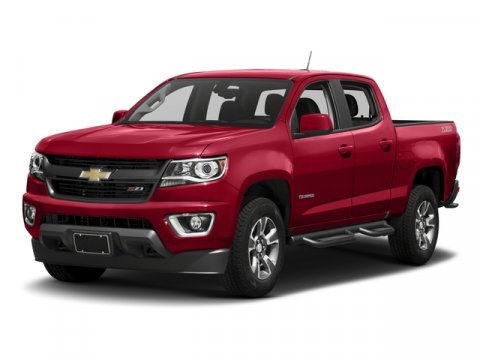 2018 Chevrolet Colorado 4WD Z71 images