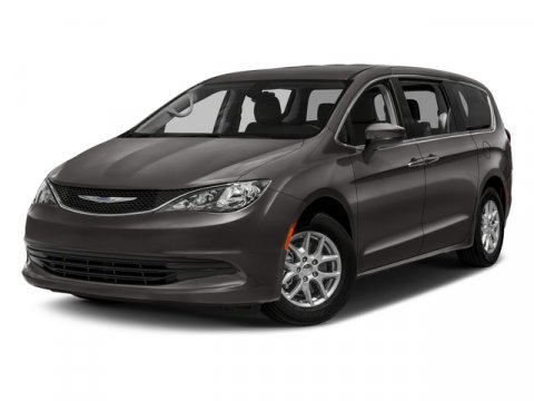 2018 Chrysler Pacifica Touring photo