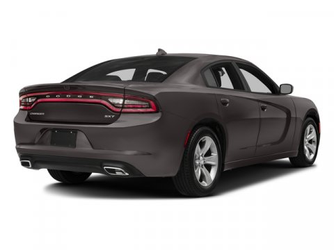 The 2018 Dodge Charger SXT