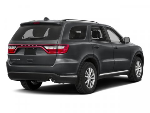 The 2018 Dodge Durango SXT