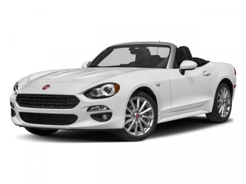 2018 Fiat 124 Spider Lusso Red Top Edition