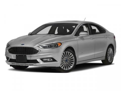 2018 Ford Fusion Hybrid Titanium photo