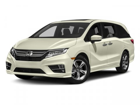 The 2018 Honda Odyssey Touring photos
