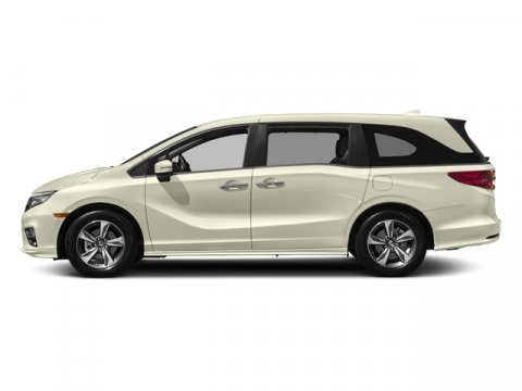 The 2018 Honda Odyssey Touring