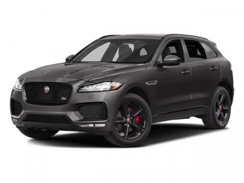 2018 Jaguar F-Pace S photo