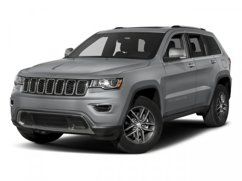 The 2018 Jeep Grand Cherokee Limited photos